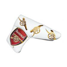 Official Arsenal Blade Putter Cover & Ball Marker